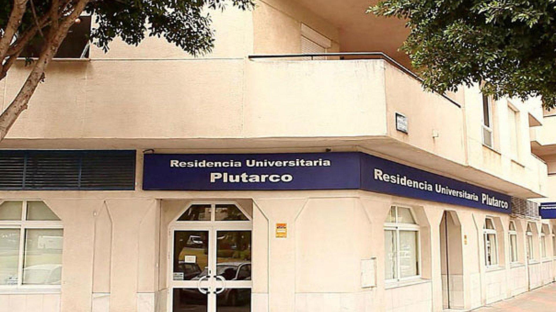 Residencia universitaria Plutarco
