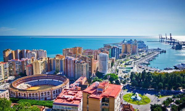 Málaga, destino deseado para los estudiantes internacionales